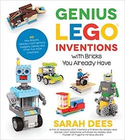 Genius Lego Book