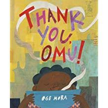 Thank You Omu book